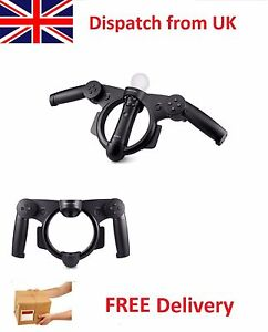 Sony Racing Motor Bike Handle Bar Grip for Playsation PS3 4 Move Game Controller