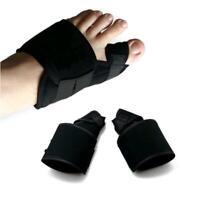 2x Big Toe Bunion Splint Straightener Corrector Foot Pain Relief Hallux Valgus
