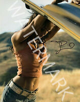 MEGAN FOX SIGNED 10X8 PHOTO, GREAT TRANSFORMERS IMAGE, LOOKS AWESOME FRAMED
