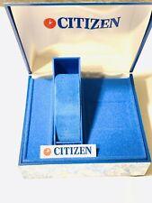 Vintage  Men's Citizen Storage Display Wrist watch Box Disp FROM THE 1970s