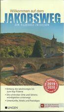 Reiseführer Jakobsweg - Den Pilgerweg Entdecken mit Landkarte usw 2020 Briefvers