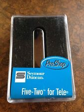 Seymour Duncan Five-Two For Telecaster Rhythm Pickup STR-52 11202-62 New