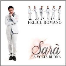 Felice Romano - Sara' la Volta Buona [New CD] Italy - Import