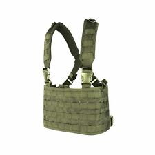 Airsoft Funsport Helikon Tex Guardian Army Chest Rig Träger Weste Vest Pencott Greenzone
