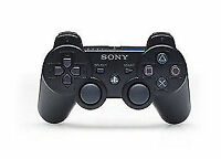 PS3 / Playstation 3-Original QTY DualShock 3 Wireless Controller #schwarz [Sony]