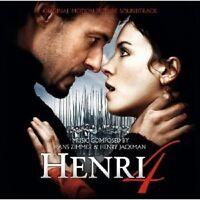 "HANS ZIMMER ""HENRI 4"" CD SOUNDTRACK NEU"