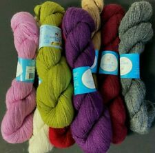 NEW Plymouth Yarn Baby Alpaca Lace Assorted Colors