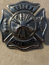 Aurora Colorado Fire Department Badge