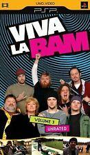 Viva La Bam Vol 3 - Sony PSP