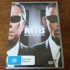 Men in Black DVD R4 Like New! FREE POST