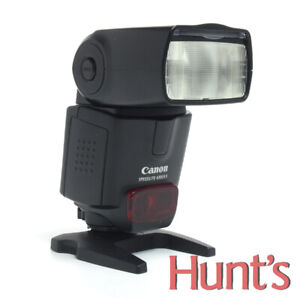 CANON SPEEDLITE 430EX II ON CAMERA SHOE MOUNT FLASH FOR CANON DSLR CAMERAS