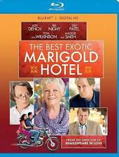The Best Exotic Marigold Hotel [Blu-ray], New DVDs