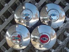 49 50 Chevrolet Belair Coupé Sedan Deluxe Roue HOUSSES Enjoliveurs Centre Caps