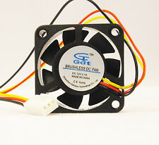 40mm X 10mm New Case Fan 12V PC CPU Computer Cooling Sleeve Bearing 3Pin 303*