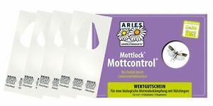 ARIES Mottcontrol® Schlupfwespen Nützlinge gegen Lebensmittelmotten Motten