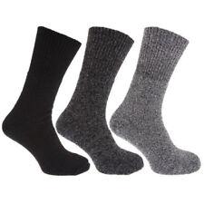 Wool Blend Winter Socks for Men