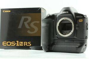 【MINT in Box】 Canon EOS-1N RS 35mm SLR Film Camera Body from JAPAN #391