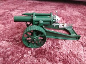 BRITAINS 2107 / 9740 MOBILE 18' HEAVY HOWITZER