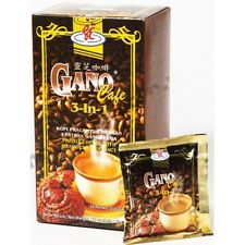 3 Boxes Gano Cafe 3 in 1 Coffee Ganoderma Extract