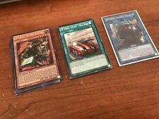 Yugioh 40 Card Complete SPYRAL Deck! Double Helix *Tournament Rdy* + Bonus