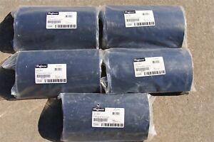 """5 Hoffman LRD12BLK 12"""" Radius Drop Kits, Black New"""