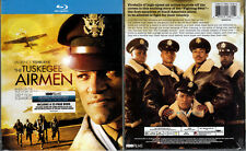 Blu-ray Laurence Fishburne THE TUSKEGEE AIRMEN DIGIBOOK HBO Region A/B/C OOP NEW
