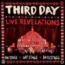 Third Day - Live Revelations CD + DVD 2009 Essential Records ** NEW **