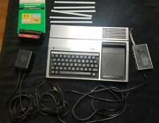 Vintage 80s Texas Instruments Home Computer TI-99/4A Gaming System w/Accessories