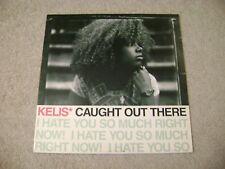 "Kelis - ""Caught Out There"" 12"" vinyl single 33 rpm 1999 Virgin / Excellent"