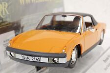 SRC 02003 PORSCHE 914/6 SIGNAL ORANGE STREET CAR NEW 1/32 SLOT CAR IN CASE