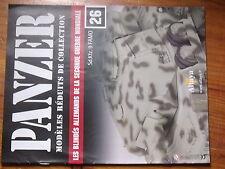 $$ Fascicule Altaya Panzer Blindes allemands de la 2nd GM N°26 Sd.Kfz 9 FAMO