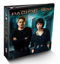 Pacific Rim Trading Cards ~ OFFICIAL COLLECTOR'S BINDER (no cards, binder only)