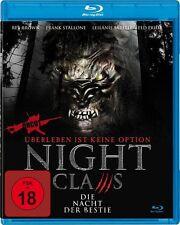 NIGHT CLAWS - Blu-Ray Disc -