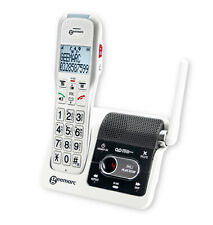 AmpliDECT 595 U.L.E Senioren Telefon mit SOS Funktion Hörgeräte kompatibel Laut