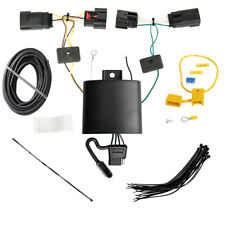 Trailer Wiring Harness For 20 Jeep Gladiator 18-19 Wrangler JL (New Body Style)