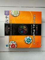 TRIVIAL PERSUIT BET YOU KNOW IT BOARD GAME