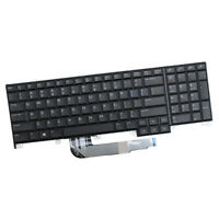 Laptop Keyboard for DELL Alienware 17 R4 US Keyboard Black Backlit