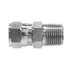 6505 04 04 10 Pc Lot Hydraulic Fitting 14 Female Jic Swivel X 14 Male Npt Pipe
