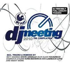 WEPLAY DJ MEETING COMPILATION 2010 2 CD NEU