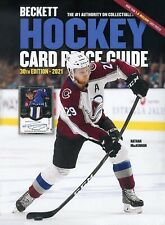 2020-21 Beckett Hockey Card Annual Price Guide 30th Edition