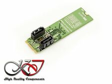 Carte Contrôleur M2 (M.2 NGFF) - Adaptateur 2x SATA- RAID 0 1 JBOD
