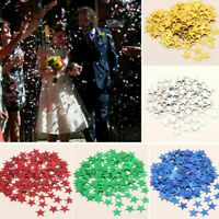Star Wedding Birthday Party Decoration Table Scatter Party Supplies DIY Craft