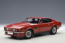 AutoArt Aston Martin V8 Vantage 1985 Red 1/18