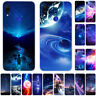 For Xiaomi Redmi Note 7 6 5 Pro 4X Slim Soft Silicone Painted TPU Case Cover