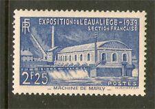 N° 430 NEUF ** SANS CHARNIERE GOMME D'ORIGINE - LA MACHINE DE MARLY  - BOUGIVAL
