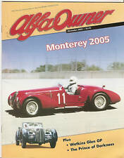 Alfa Owner - Dec 2005 - Traga Florio - Prince Darkness