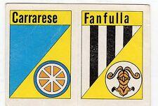 [JC] FIGURINA CALCIO FLASH 1984 SCUDETTO CARRARESE FANFULLA