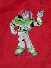 Embroidered Towel - Buzz Toy Story