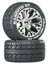"DuraTrax DTXC3545 Bandito ST 2.8"" Mounted Tires / Wheels 1/2"" Offset C2 Stamp..."