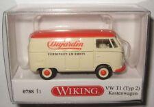 WIKING 078811 H0 LKW VW T1 Typ 2 Kastenwagen Dujardin